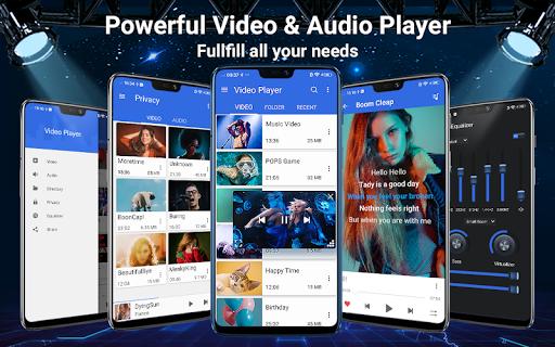 Video speler screenshot 9