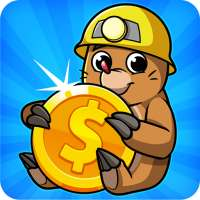 Idle Miner Tycoon: Plata y Oro on 9Apps