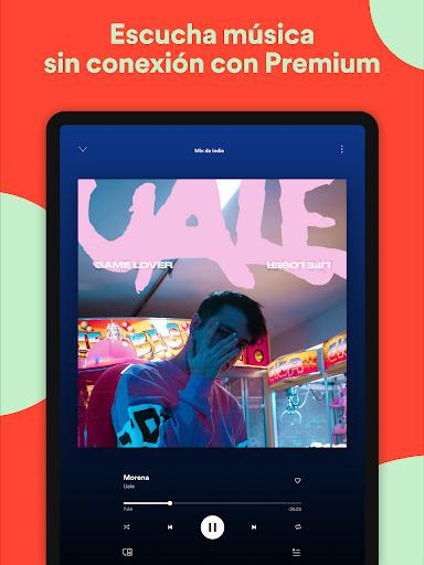 Spotify: música y pódcasts screenshot 14