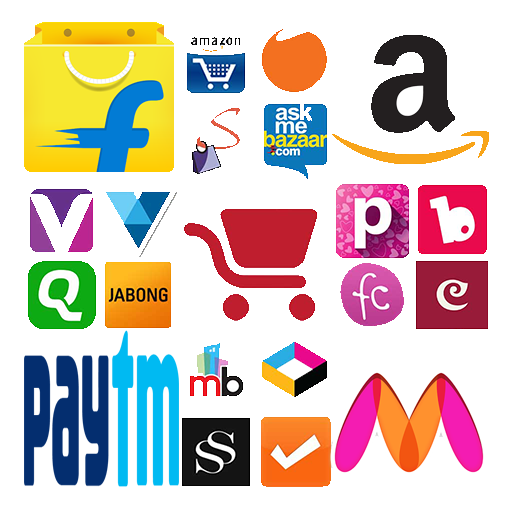 Free Online Shopping India App иконка