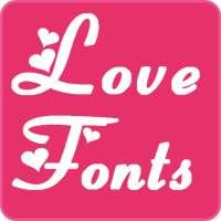 Love Fonts for FlipFont on 9Apps