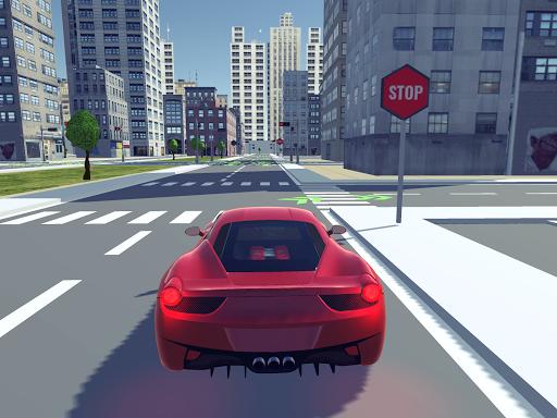 Driving School 3D Simulator screenshot 19