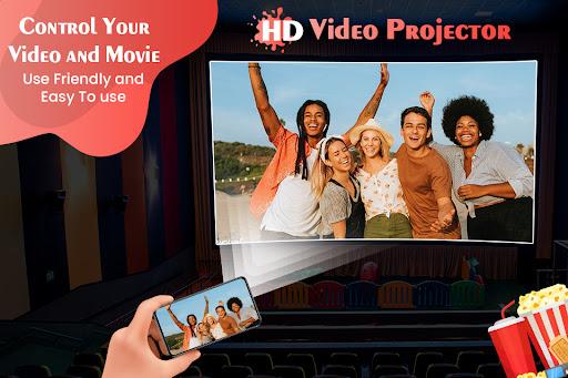 HD Video Projector Simulator screenshot 4