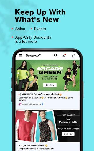 Bewakoof - Online Shopping App for Men & Women screenshot 8