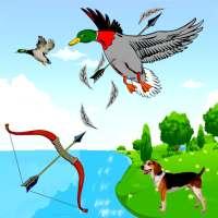 Archery bird hunter on 9Apps
