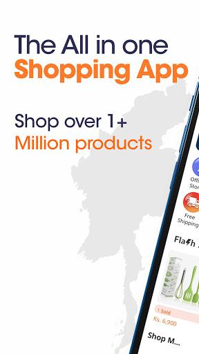 Online Shopping App In Myanmar - Shop.com.mm screenshot 1