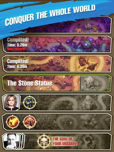 Juggernaut Champions: RPG Clicker screenshot 6