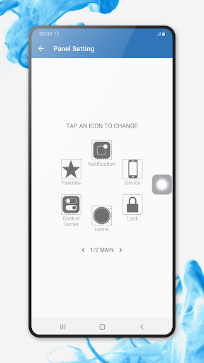 Assistive Touch pour Android screenshot 5