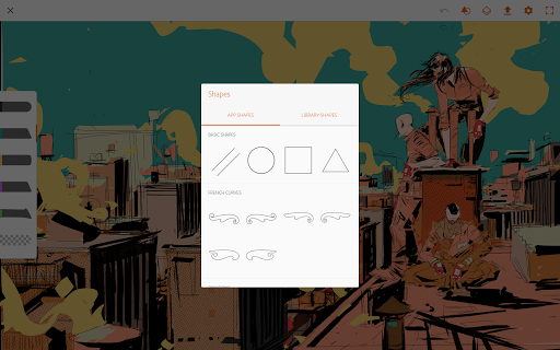 Adobe Illustrator Draw screenshot 13