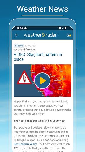 Weather & Radar - Storm radar screenshot 6