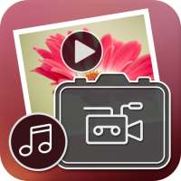 Photo Slideshow with Music - Song Movie Maker on 9Apps