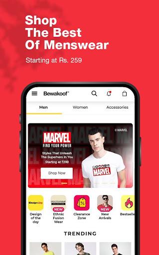 Bewakoof - Online Shopping App for Men & Women screenshot 3