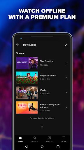 Paramount  | Watch Live Sports, News & Originals screenshot 7