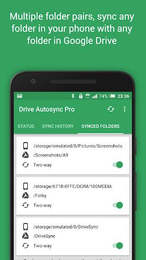Autosync for Google Drive screenshot 6