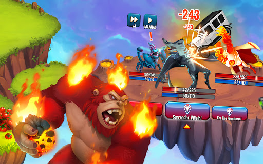 Monster Legends: Breed, Collect and Battle स्क्रीनशॉट 8