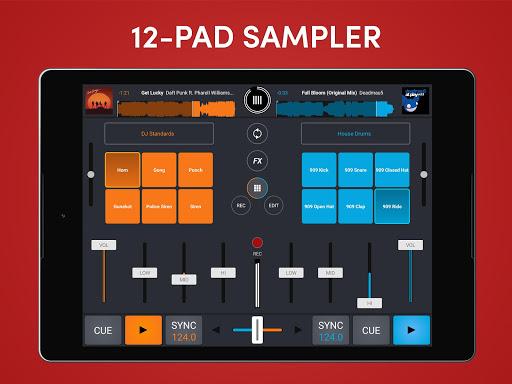 Cross DJ Free - dj mixer app screenshot 15