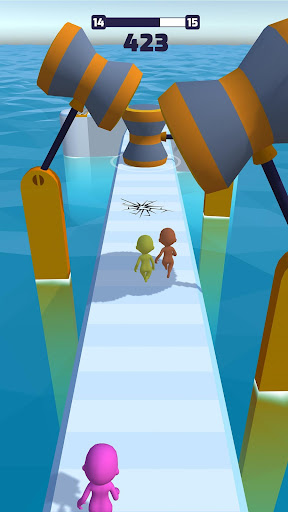 Fun Race 3D screenshot 2