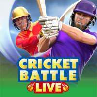 Cricket Battle Live: Play 1v1 Cricket Multiplayer on 9Apps