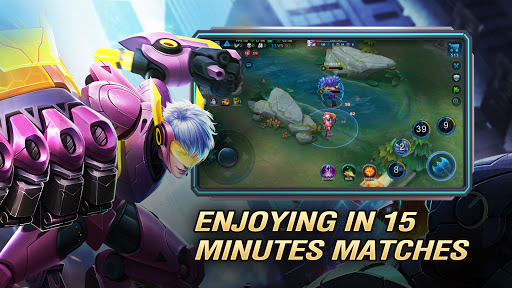 Heroes Evolved 7 تصوير الشاشة