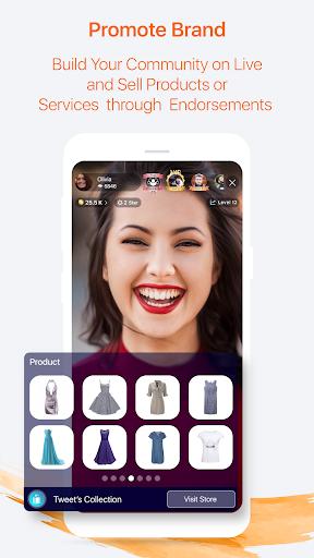 ringID- Live Stream, Live TV  and  Online Shopping screenshot 3