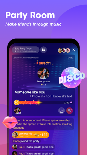 WeSing - Sing Karaoke & Videoke Recorder screenshot 4