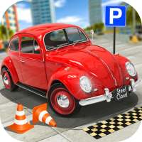 Classic Car Parking Simulator: Car Games 2021