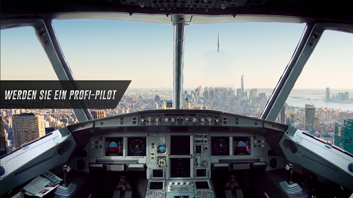 Flugzeug Real Flight Simulator 2021: Pro Pilot 3D screenshot 6