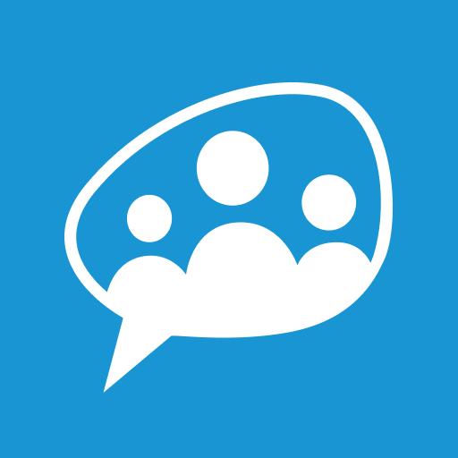 Chat, flirt, vidéo, avec inconnus ou amis: Paltalk icon
