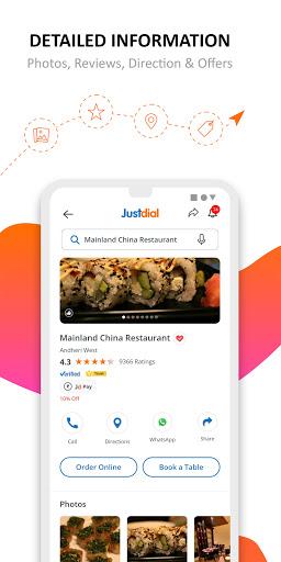 JD -Search, Shop, Travel, Food, B2B 3 تصوير الشاشة