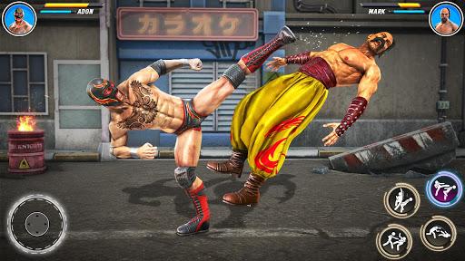 Kung Fu karate: Fighting Games screenshot 3