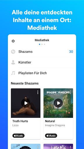 Shazam screenshot 4