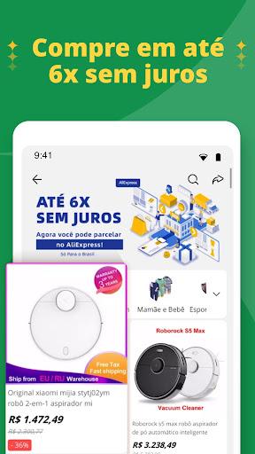 AliExpress - Compras inteligentes, Vida Melhor screenshot 7