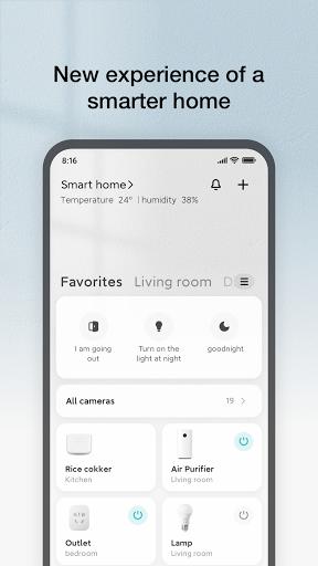 Mi Home screenshot 1