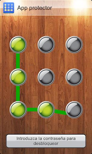 Bloqueo de aplicación screenshot 3
