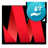 Ultra data saving - Opera Max icon