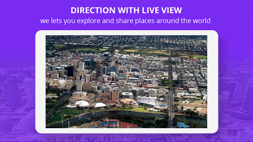 Live Street Map View 2021 - Earth Navigation Maps screenshot 1
