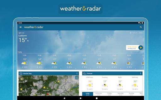 Weather & Radar screenshot 10