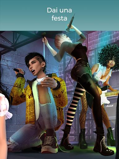 IMVU: social network con amici e chat room screenshot 9