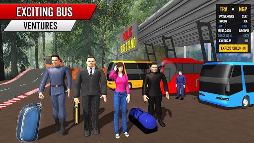 publiczny autobus transport symulator trener gra screenshot 7