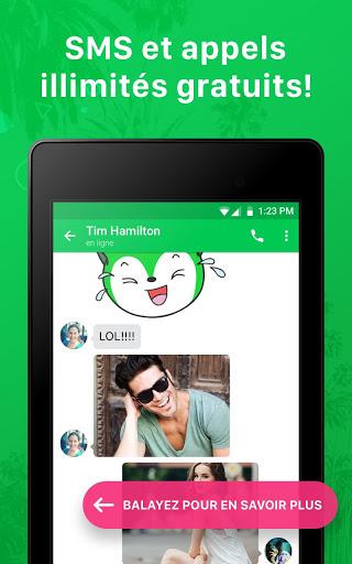 Nextplus SMS Gratuits   Appels screenshot 8