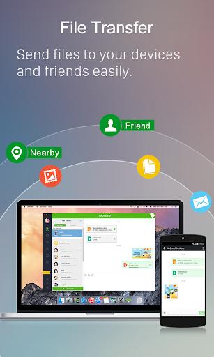 AirDroid: File & Remote Control & Screen Mirroring screenshot 1