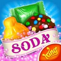 Candy Crush Soda Saga on 9Apps