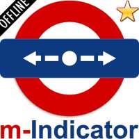 m-Indicator- Mumbai - Live Train Position on 9Apps