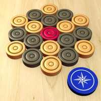 Carrom King™ - Best Online Carrom Board Pool Game on 9Apps