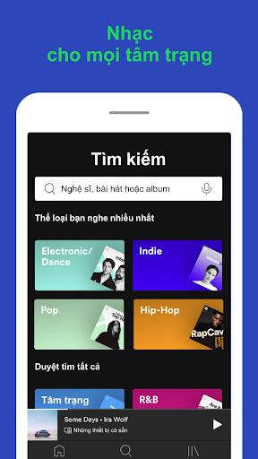 Spotify: Nhạc và podcast screenshot 8