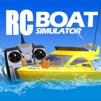 RC Boat Simulator on 9Apps