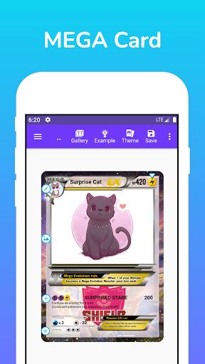 Card Maker for PKM screenshot 3