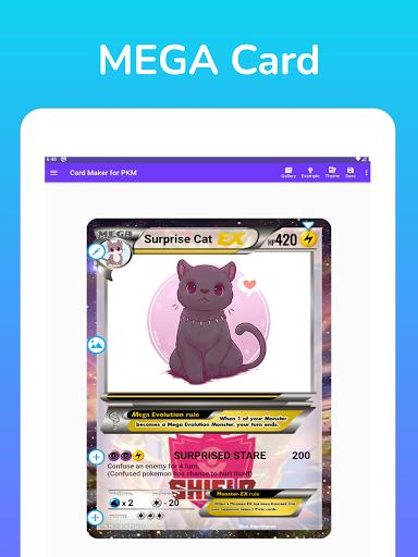 Card Maker for PKM screenshot 8
