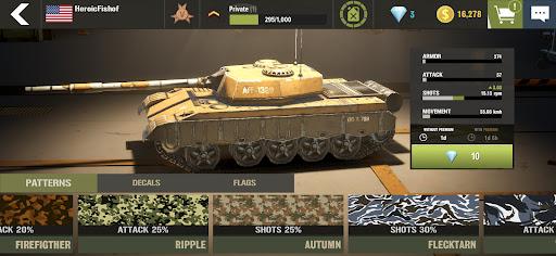 War Machines: Tank Army Game screenshot 9