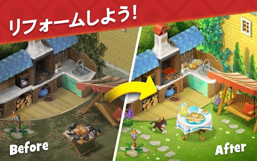 ガーデンスケイプ(Gardenscapes) screenshot 3
